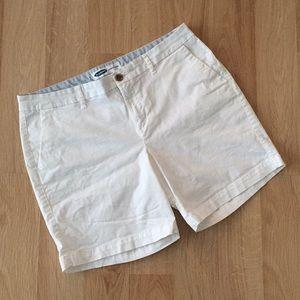 OLD NAVY Twill Bermuda Shorts - Sz 12